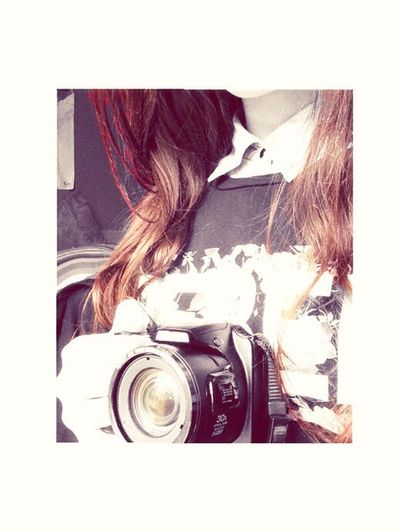 Photographie ?❤️? Photo Hair Pull Rebel Blue Jean Flower Color First Eyeem Photo