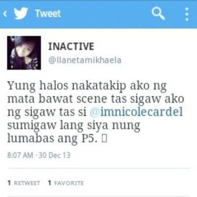 Oo ba? HAHAHAHAHA. Sorry naman :) Pagpag