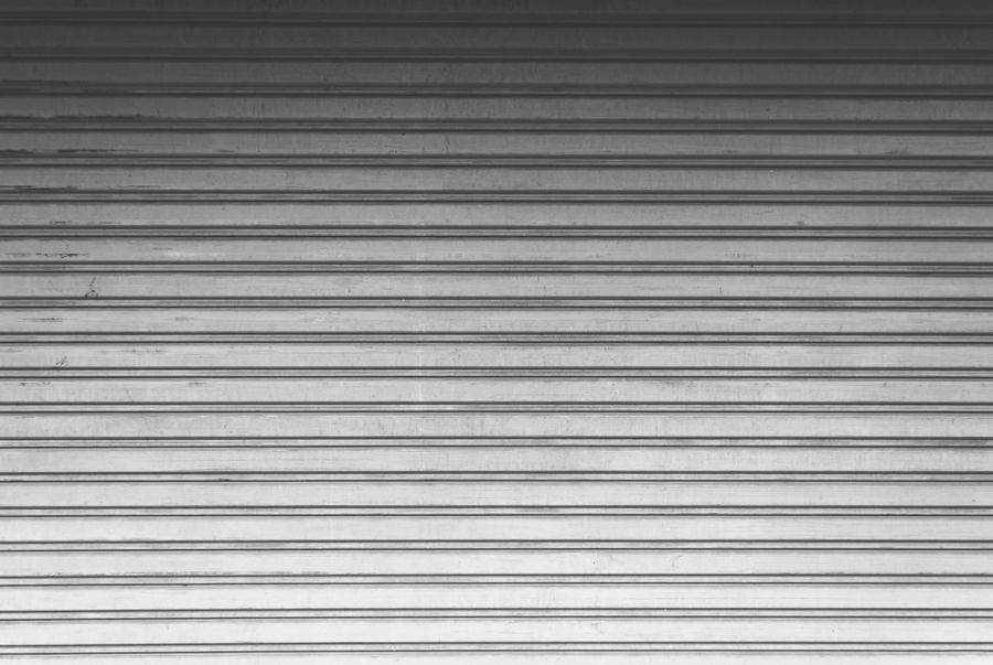Backgrounds Blinds Close-up Corrugated Iron Day Full Frame No People Outdoors Pattern Shutter Shutter Door Silver - Metal Silver Colored Striped Textured