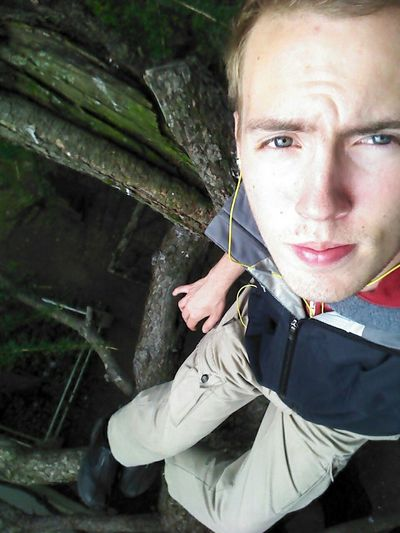 Hanging Out In A Tree That's Me
