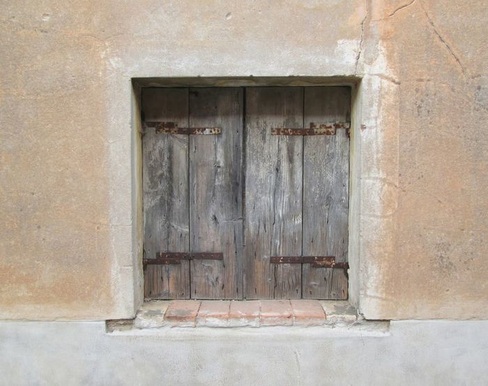 Old Window Wooden Windows Architectural Detail Square ArchiTexture Textures And Surfaces Weathered Wood Concrete Wall Old Buildings Rusty