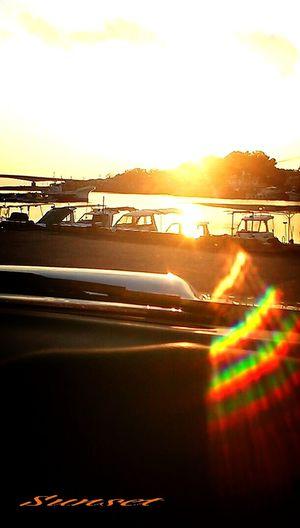 Sunset Miyazaki Kushima Yuka  Healing Relaxing 夕凪