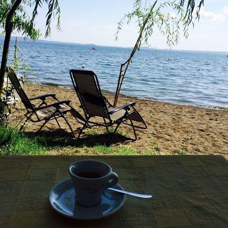 Hi! Enjoying Life Relaxing Have A Nice Day♥ Italy Beach Life Enjoying The Sun Gay
