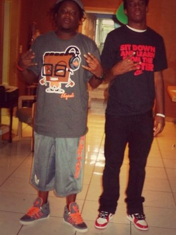 Me and my dawg TOME