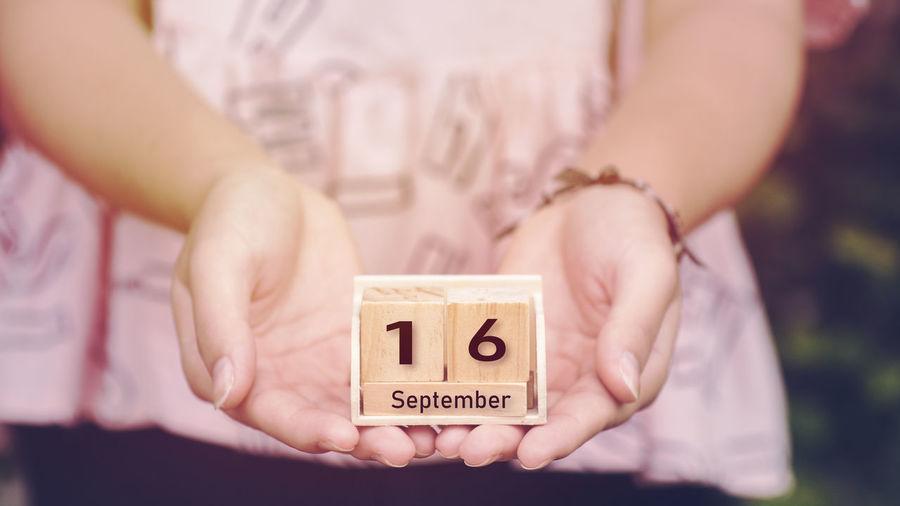 September 16th.