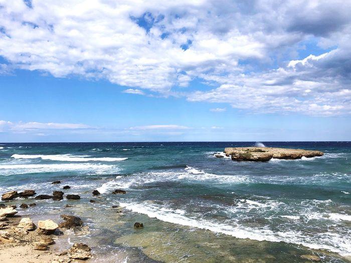 Akamas sea Blue