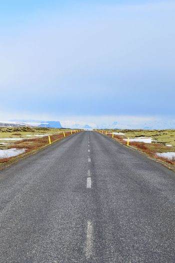 Road Roadtrip Iceland Onepointperspective Travel Travel Photography