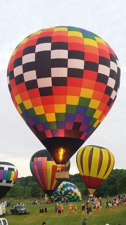 Hot Air Balloons Galena, Illinois Foragoodcause Hotairballoons Awesomeness Colors Balloons