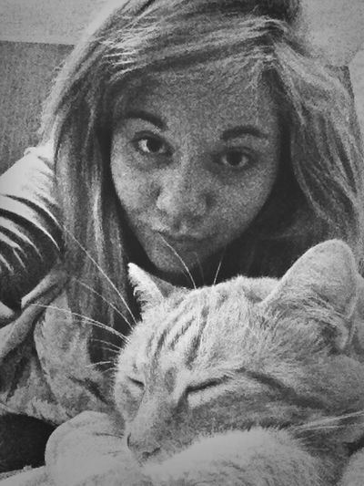 Selfie OhMyCats Goodmorning Hello World