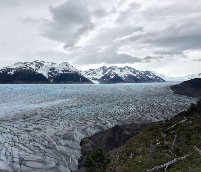 Campos de hielo Sur 🗻❄️ Snow Mountain Nature Glacier Ice
