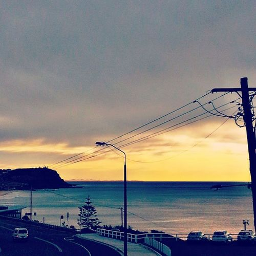 View from the new house! Thiswontgetold Merewether Newcastle Beach instagood