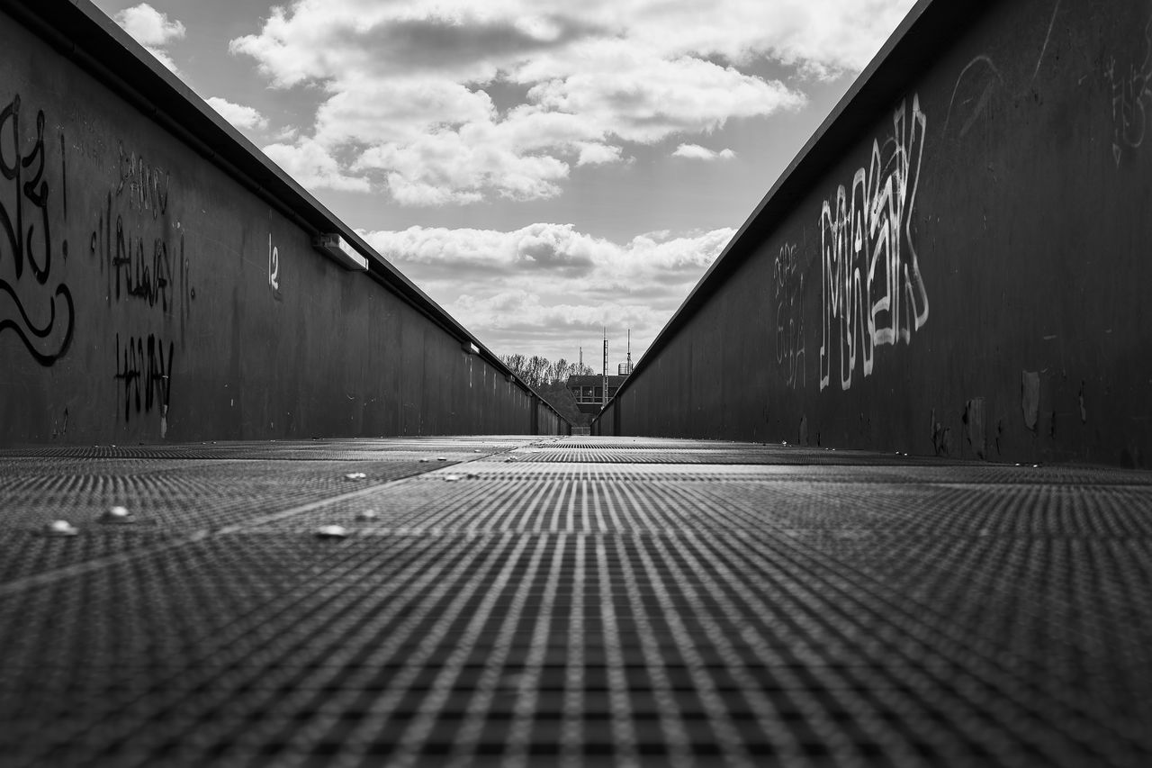 surface level, cloud - sky, no people, sky, architecture, day, built structure, outdoors