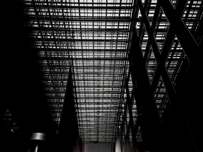 Architecture Blackandwhite Lookingup