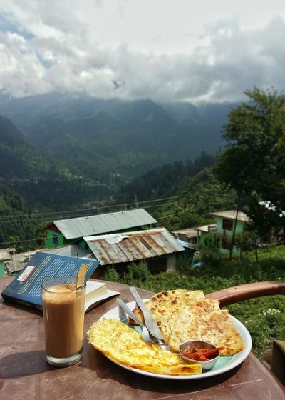 Travel India Himachal Hills Tosh