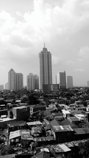 imitation of life Jakartaselamanya Monochrome Cityscape