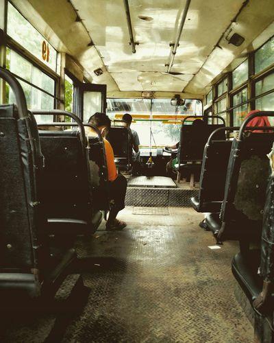 Bus Public Transportation Transportation Jakarta Kopaja Metromini