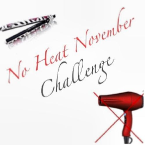 I am going to try this. No heat for a whole month! Noheatnovember