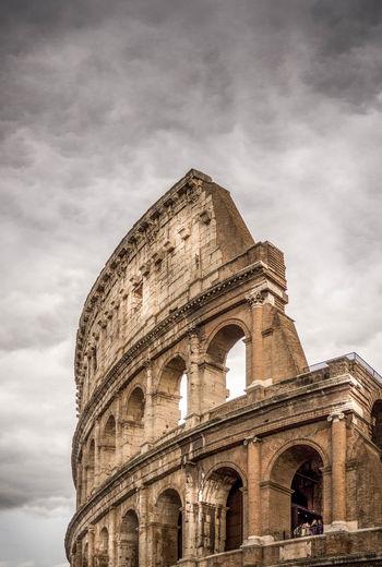Rome Colloseum,