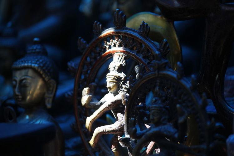 Statue Sculpture Religion Shiva
