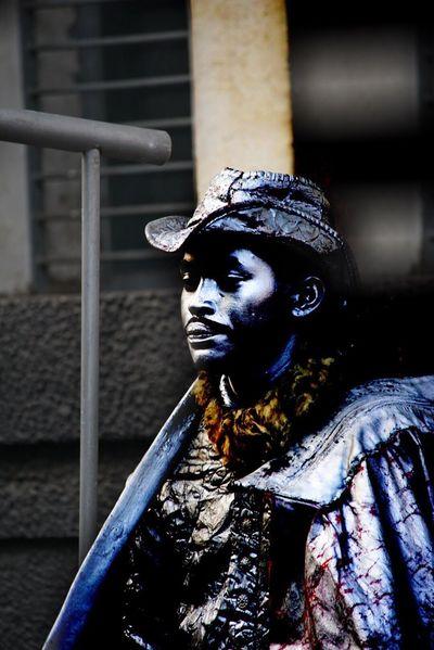 Lone ranger Close-up Streetphotography ArtWork Makeup Kotatuajakarta Indonesia_photography Serikat_fotografi_indonesia