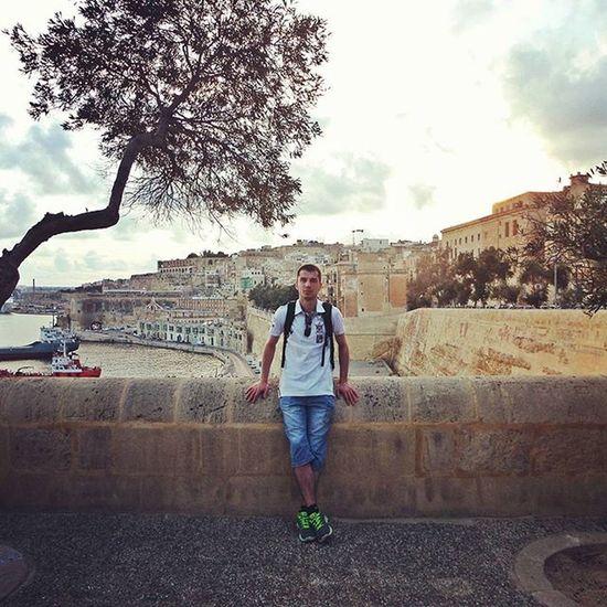 VALETTA - BARRAKKA GARDENS Malta Valetta Unesco Feel The Journey Original Experiences Throwback Travel Traveling Traveler Travelingram Instatravel Sunny Holiday Wakacje Slonce Plaza Trip Journey Chce Kolejny Urlop The Essence Of Summer 43 Golden Moments