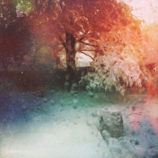 Winter's lasting impression ✨❄️😌 Winter Snow Tadaa Community Mextures IPhoneography No People Outdoors Close-up Day Water Nature