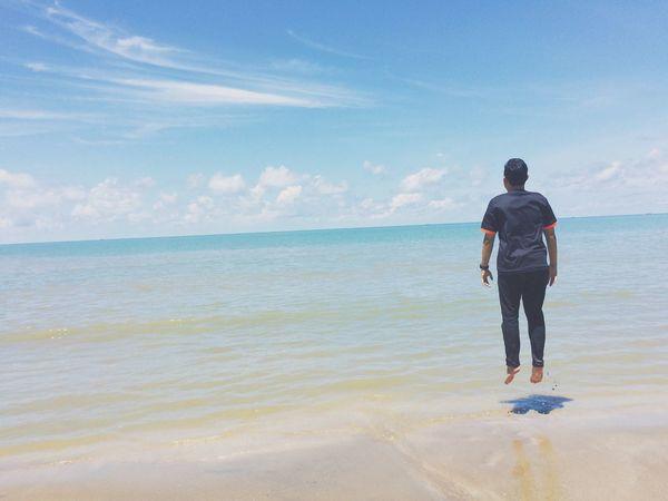 Pantai Batakan, Kalimantan Selatan Kalimantan Kalimantanselatan Borneo Beach Beachphotography Batakanbeach