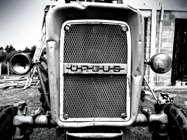 Ursus Old Tractor Tractor Tractors Oldtimer Oldtimers Vintage Old Times