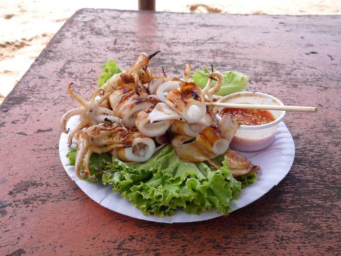 Hello World Food Beach