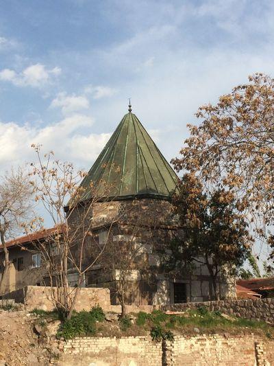 Eski Eserler Ve Müzeler Türbe Hamamönü