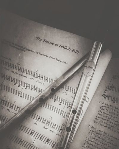Outlawed Tunes for Shiloh Pipes Feadòg Musician Tin Whistle Text