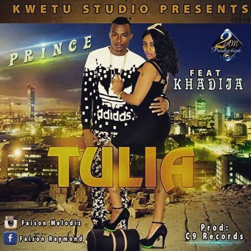 TULIA NEWHITSONG BY @faisonraymond feat Khadija wa maumivu produced by C9 PrinceMelodiz video and audio coming out soon this new year .. FunNeverEnd