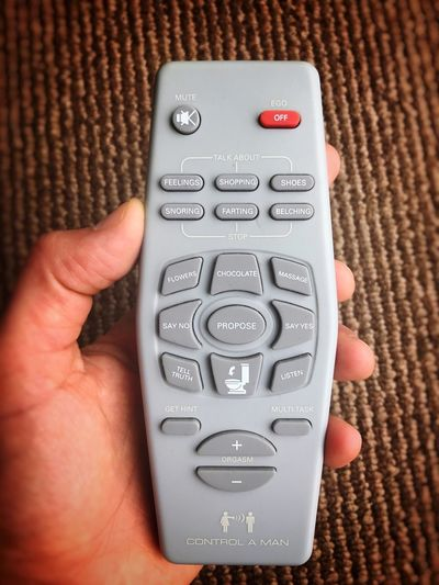 Technology Keypad Human Hand Close-up Human Body Part People Remote Control A Man Control Imagination Women Around The World