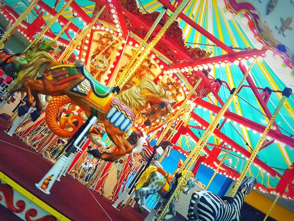Get On And Let's Go For A Spin At The Mall Carousel Dreams Colorful Rides Eye4photography  Perspective Carousels ForTheLoveOfPhotography EyeEm Fine Art Abstract Eyeemphotography Abundance At The Mall From My Point Of View Indoors  Fresh On Eyeem  Carousel Horse