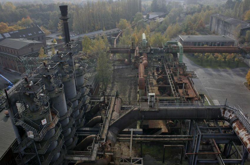 Duisburg Duisburg Landschaftspark Ruhrgebiet Ruhrpott Hochofen Industry Machinery Metal Industry