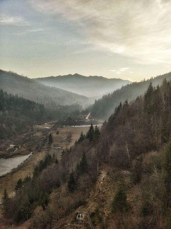 Outdoors Mountain Nature Landscape