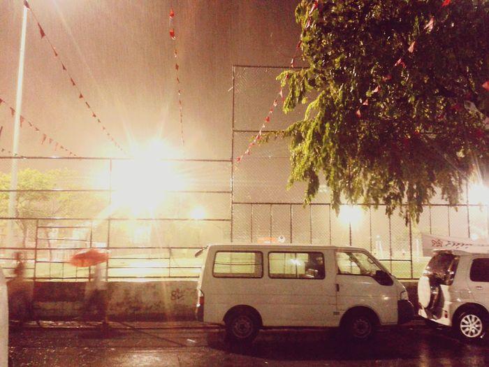 Flood in Malé due to heavy rain.The Traveler - 2015 EyeEm Awards Rain Heavy Rain Stormy Weather Umbrella Road On The Road Capturing Movement
