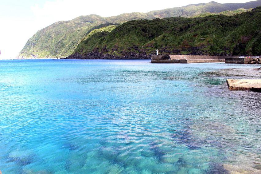 Eoskissx7i Sea Beautiful Nature Blue Hachijo-island Surf Nature_collection 八丈島 Beautiful Tokyo,Japan