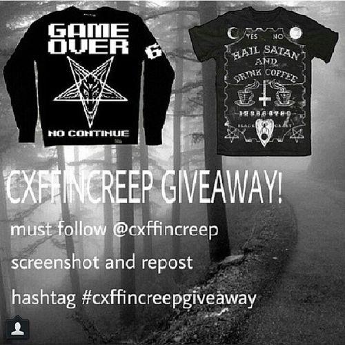 Cxffincreepgiveaway