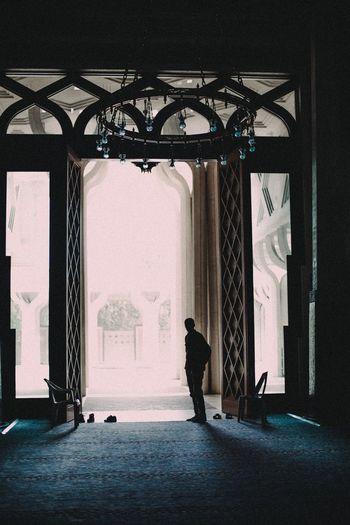 Canon Mosque