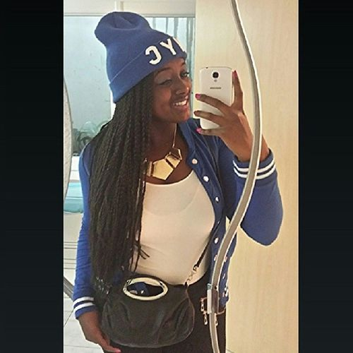 Blue day for today ? Smile Love NYC TEAMBrezzy myboo ?