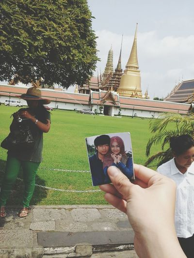 Im In Love With You & All Your Little Things  In Grand Palace BangkokTraveling In Bangkok