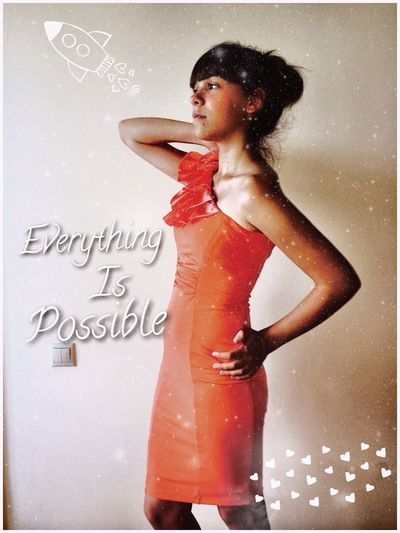 Everything Is Possible Taking Photos That's Me
