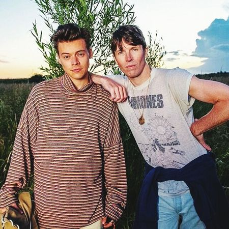 Two People Young Adult Casual Clothing Togetherness Young Men Men Vacations Only Men Relaxation Adult Friendship Adults Only Leisure Activity Tree Outdoors People Happiness Bonding Beach Nature Harrystyles Harry Styles HarryStylesLover