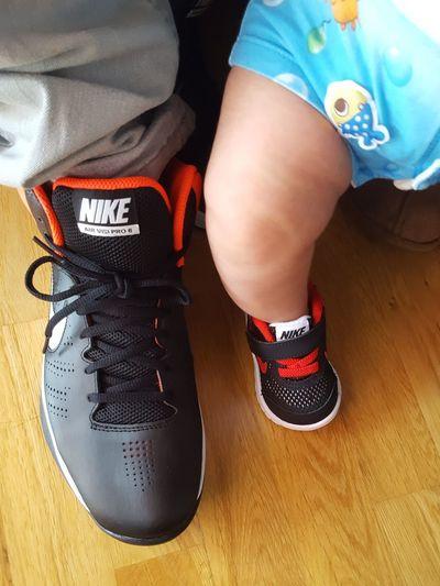 Shoe Close-up Child Childhood