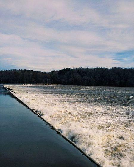 🌊🌳🌳🌳🌳🌳🌳🌳🌲🌲🌲🌲🌲🌲🌲 Savannahriver Faultline Georgia Geography USA Americana VSCO Vscocam Nature Rsa_nature Natureshots