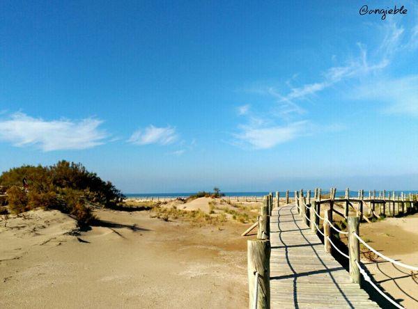 Emptiness Sand Dunes Sand & Sea Emptiness Nopeople NoPeopleAround Beaches <3 Catalunya Riumar Landscape Estiuetdesantmarti
