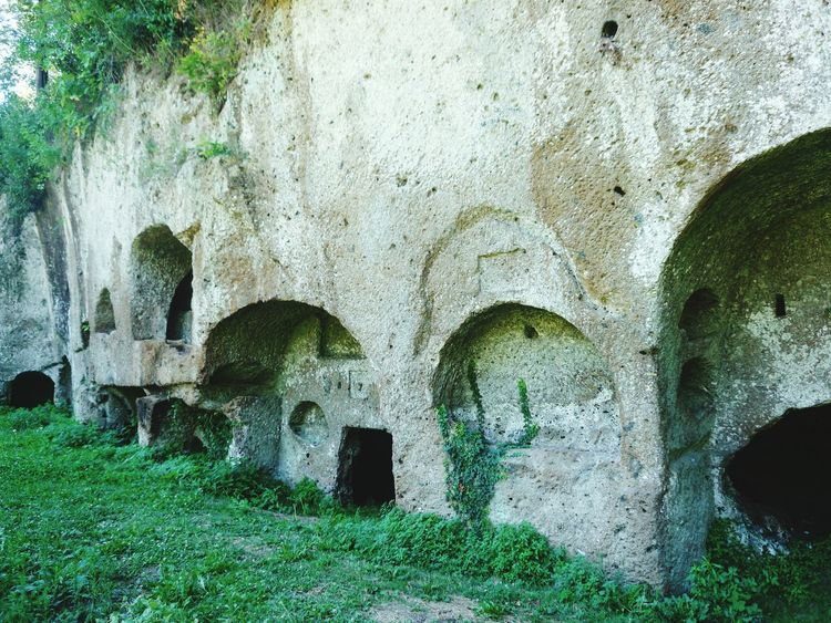 Tomb Sculpture Etruschi