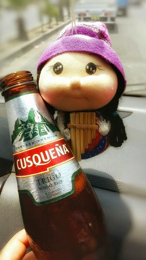 Q I love CUSQUEÑA !!! Cusco, Peru Beer Cerveza EyeEm Best Shots Eyem Road Car Relaxing Outdoors Happydays😎 Happy Time Cheers 🍻 Showcase March Cheers To Summer Cheers And Beers Bottle Beer Bottle Freedomlife Happymoments Moments Of Life Moments In Life