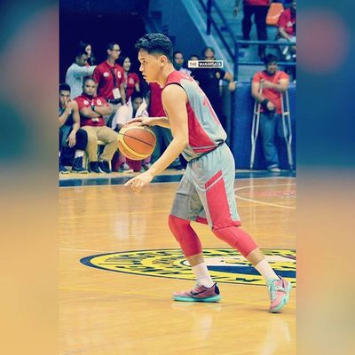 Player of the Game: @shaqalanes13 ⚡🔥🏀 . . . Kicksonfire NCAA Ncaa91 Ncaaseason91 CSBvsLPU lpu lyceum pirates hoop ballers basketball themanansala